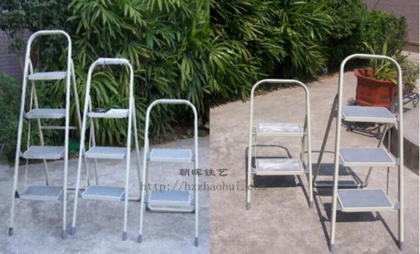 鐵藝家具-床 架 茶幾 梯具1015